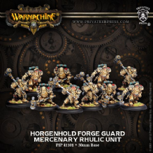 Mercenary Horgenhold Forge Guard (10)